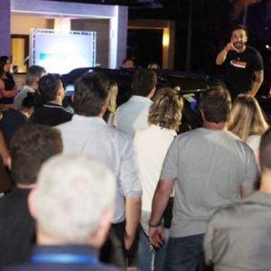 Reserva Camboriú promove campanha para estimular vendas