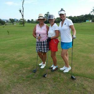 GolfDay aconteceu no campo do Condomínio Reserva Camboriú